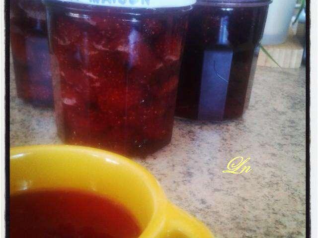 Recettes de confiture de fraise 6 - Confiture de fraise maison ...