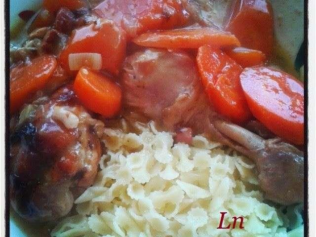 Recettes de vin blanc et poulet 3 - Cuisiner des blancs de poulet moelleux ...