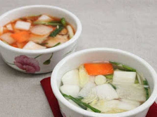 Recettes de kimshii cuisine cor enne 2 for Cuisine coreenne