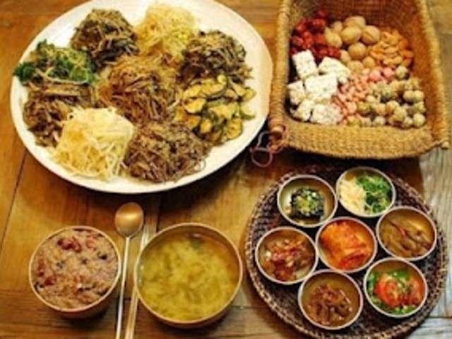 Recettes de f tes de kimshii cuisine cor enne for Cuisine coreenne