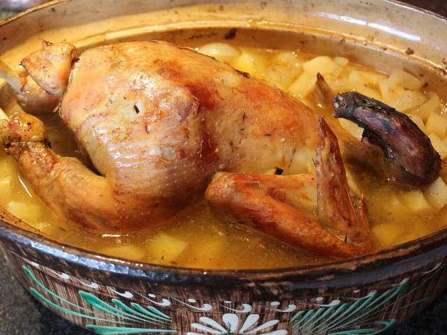Recettes de cuisine au four et poulet 2 - Cuisine poulet au four ...