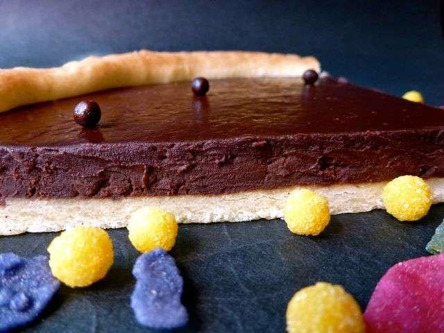 les meilleures recettes de tartes et chocolat. Black Bedroom Furniture Sets. Home Design Ideas