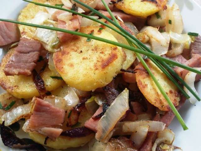 Recettes de pomme de terre et po l e 2 - Pommes de terre a la braise ...
