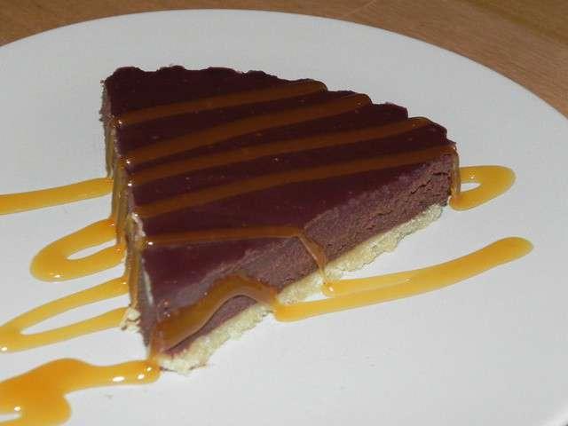 Recettes de tarte chocolat 2 - Recette fond de tarte ...