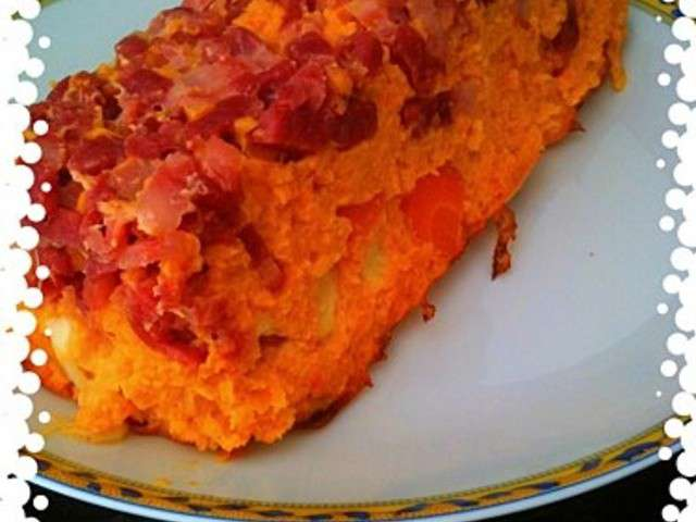 Recettes de terrines et carottes 7 - Terrine de legumes facile et rapide ...