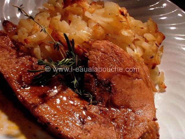 Recettes de rouelle de porc - Cuisiner rouelle de porc en cocotte minute ...