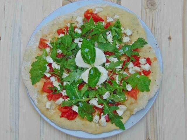 recettes de pizza de l italie dans ma cuisine