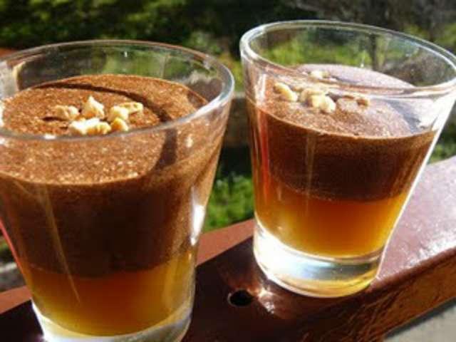 recettes de mousse au chocolat et beurre sal 3. Black Bedroom Furniture Sets. Home Design Ideas