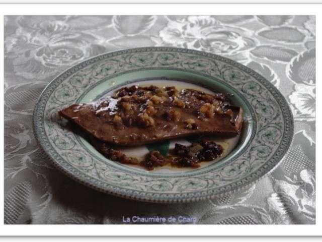 Recettes de foie de veau 4 - Recette foie de veau poele ...