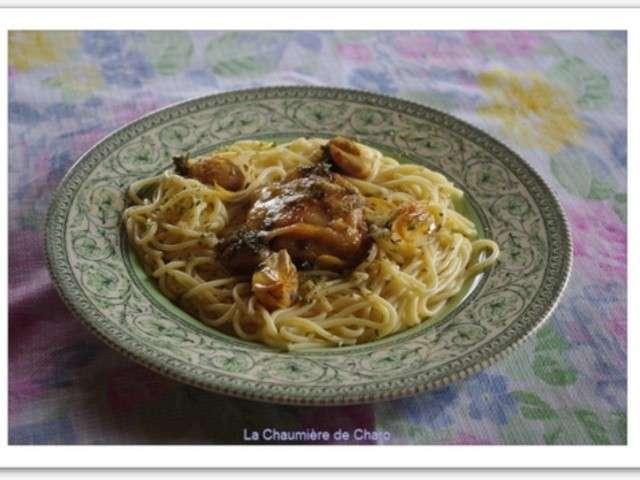 Recettes de huile d 39 olive et poulet 5 for Marinade poulet huile d olive