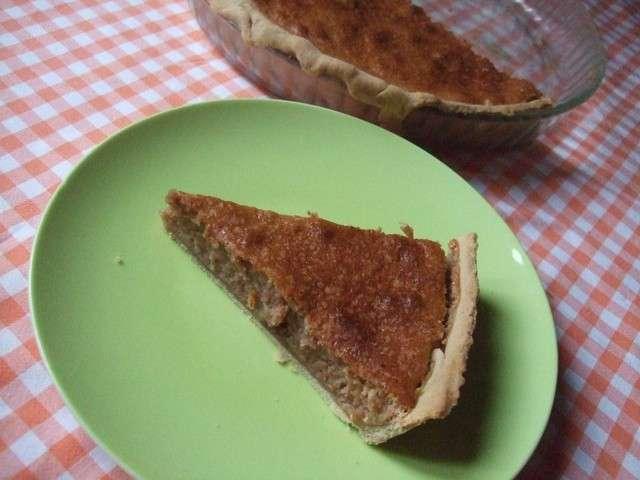 tarte la crme : Recette de tarte la crme - Marmiton