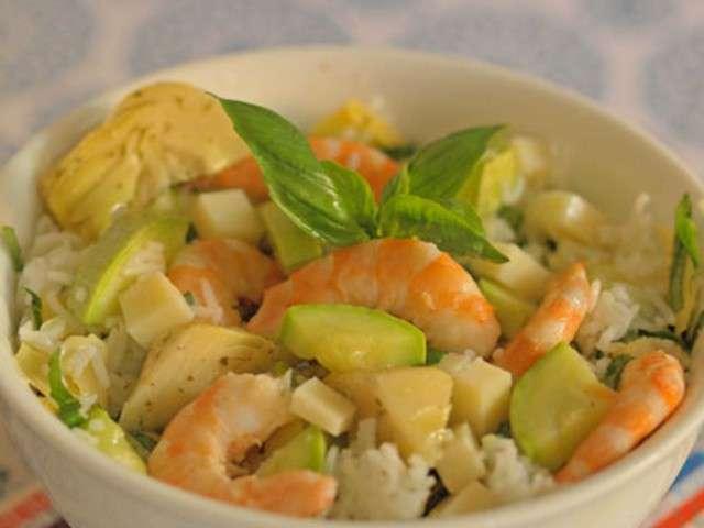 Recettes de salade de riz 8 - Peut on donner du riz cuit aux oiseaux ...