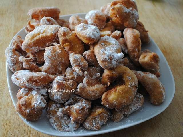 Recettes de beignets aux pommes - La ferme aux beignets ...