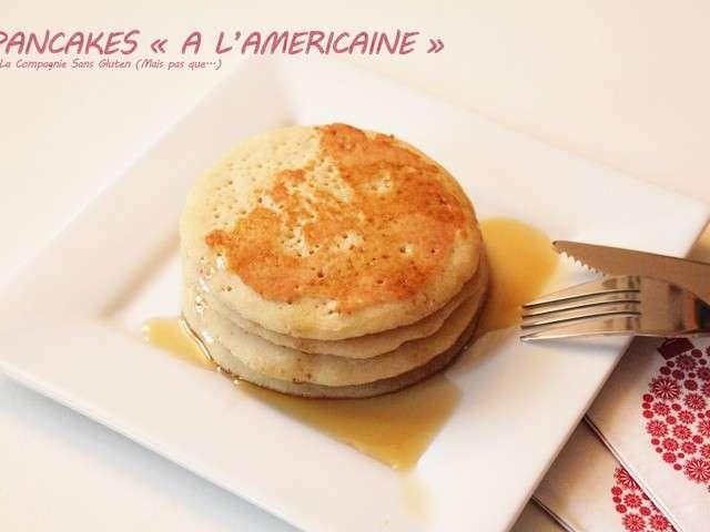 Les meilleures recettes de pancakes et cuisine sans gluten - La cuisine sans gluten ...