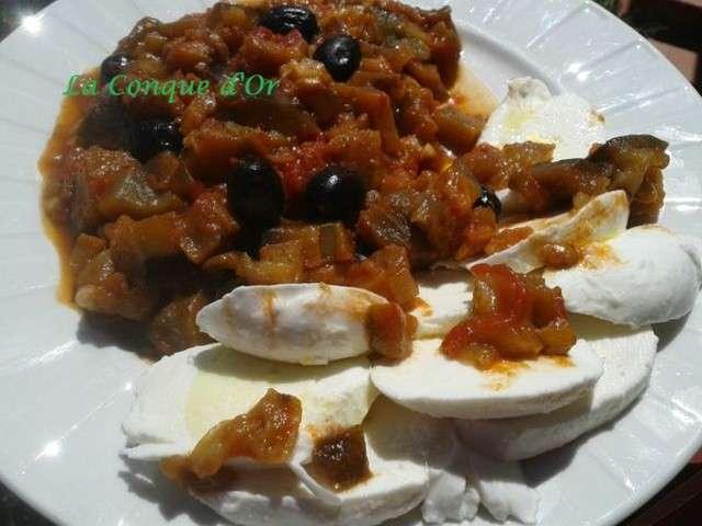 Recettes d 39 aubergines et mozzarella 14 - Blog cuisine sicilienne ...