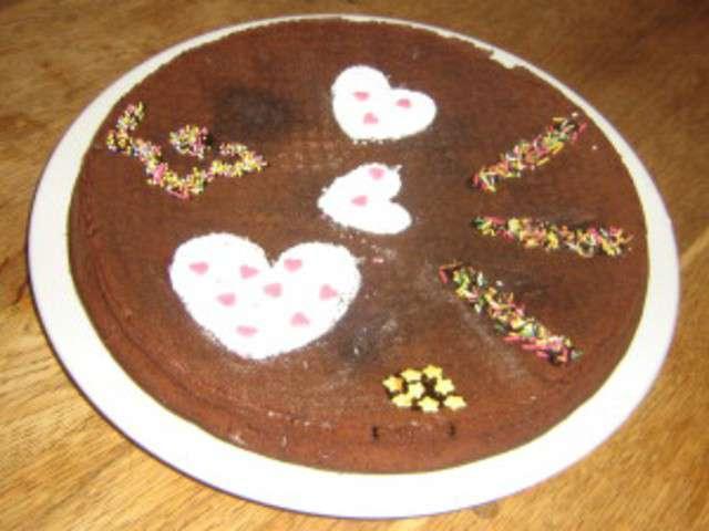 recettes de g teau moelleux et moelleux au chocolat 4. Black Bedroom Furniture Sets. Home Design Ideas