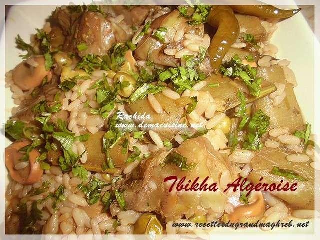 Recettes de l gumes de la cuisine alg rienne et d 39 ailleurs - Blog cuisine algeroise ...
