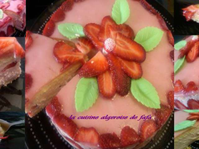 Recettes de mousseline de la cuisine algeroise de fafa - Une mousseline en cuisine ...