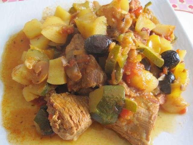 Recettes de saut de porc de la cuisine au village - Paupiette de porc a la poele ...