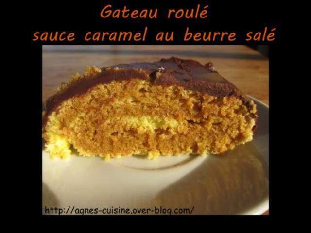 Recettes de g teau roul 22 for La cuisine au beurre