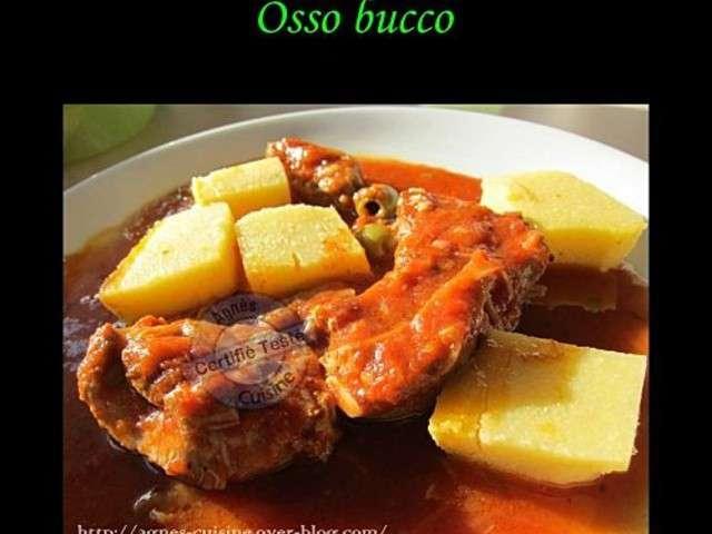 Les meilleures recettes d 39 osso bucco et osso bucco de veau - Osso bucco de veau recette ...