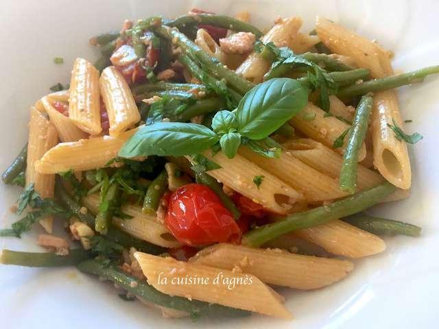 Recettes de haricots verts et thon - Blog cuisine sicilienne ...