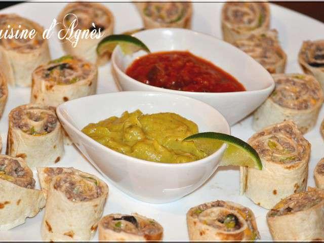 Recettes de cuisine mexicaine et b uf - Cuisine mexicaine tortillas ...