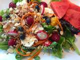 Salade de quinoa aux fruits