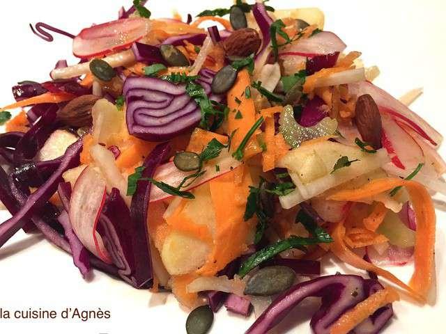 Recettes de chou rouge et cuisine saine - Cuisine saine et simple ...