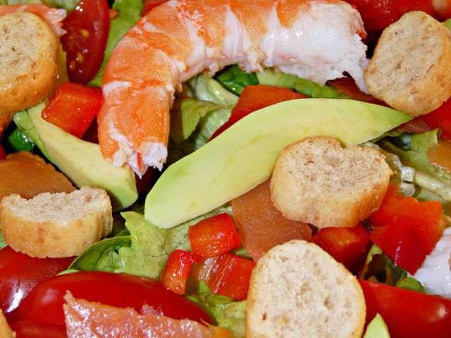 Recettes de saumon et avocat 8 - C est au programme recettes de cuisine ...