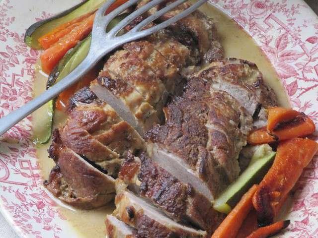 Recettes de filet mignon de porc de la cuisine d 39 ici et d 39 isca - Cuisine filet mignon de porc ...