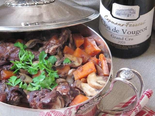 recettes de vin de la cuisine d ici et d isca