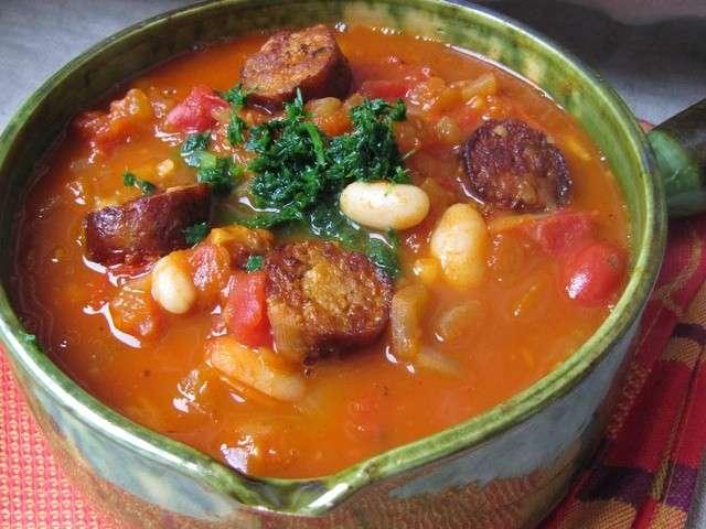 Recettes de soupe et haricots 5 - Peut on congeler de la soupe ...
