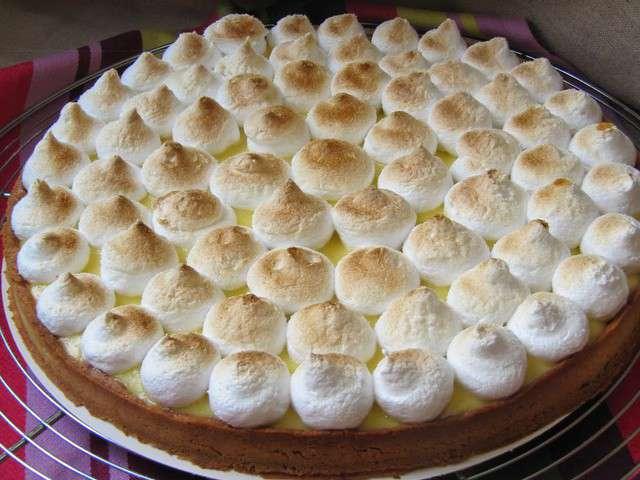 Les meilleures recettes de tarte au citron meringu e et - Tarte au citron herve cuisine ...