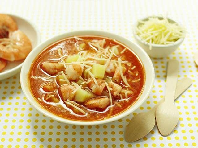 recettes de crevettes de la cuisine de b 233 b 233