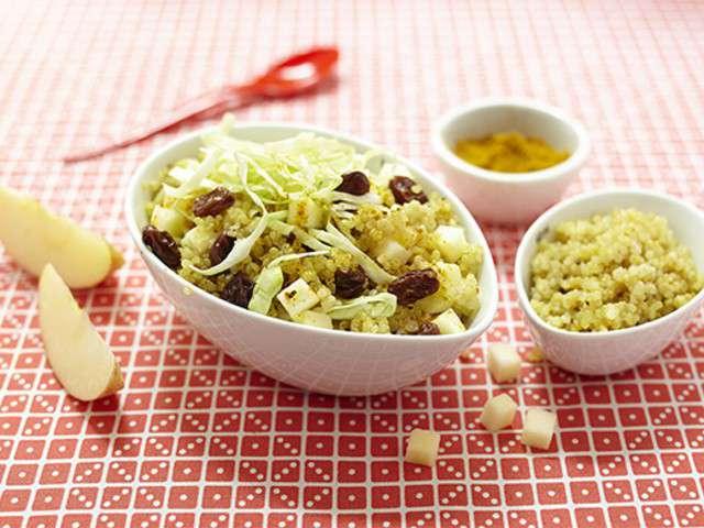 Recettes de crudit s et quinoa for Cuisine quinoa