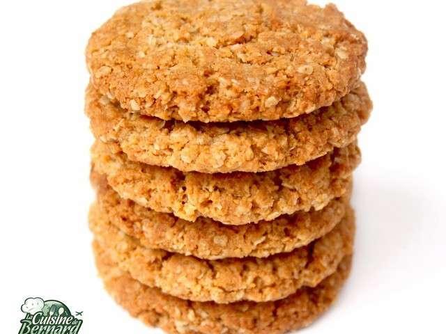 Recettes de biscuits de la cuisine de bernard for Cuisine de bernard