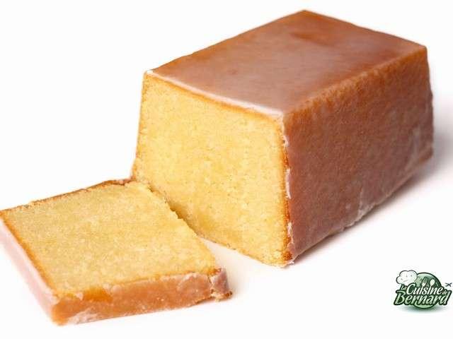 Cake Au Citron La Cuisine De Bernard