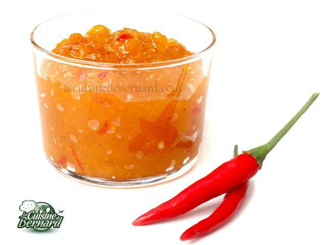 Recettes de mangue de la cuisine de bernard for Cuisine de bernard