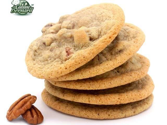 Recettes de cookies de la cuisine de bernard for Cuisine de bernard