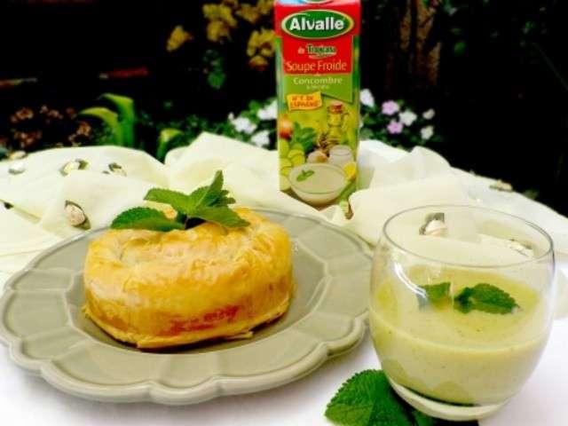 Recettes de concombre de la cuisine de bernard for Cuisine de bernard