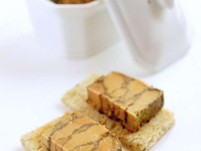 Recettes de foie gras de la cuisine de bernard for Cuisine de bernard
