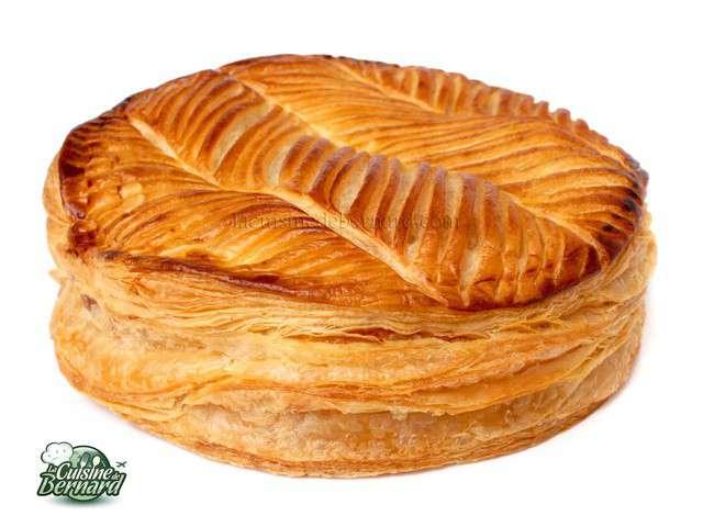 Recettes de galette des rois de la cuisine de bernard for Cuisine de bernard