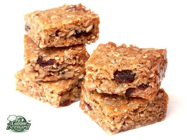Recettes de granola de la cuisine de bernard for Cuisine de bernard