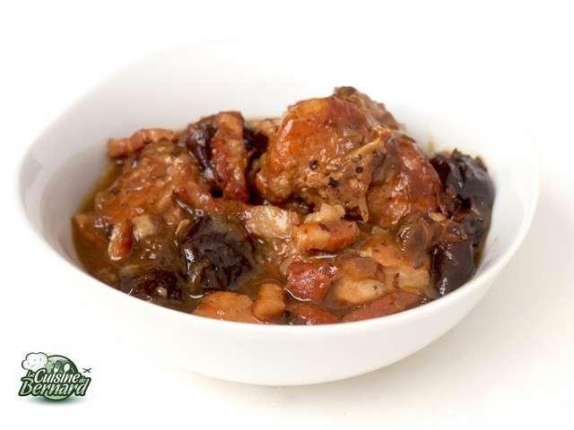 Recettes de lapin de la cuisine de bernard for Cuisine de bernard