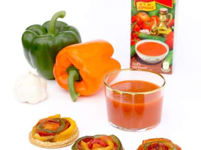 Recettes de poivrons de la cuisine de bernard for Cuisine bernard