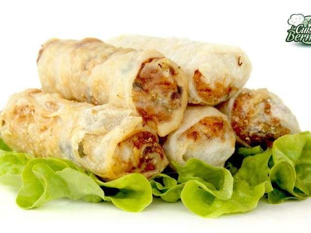 Recettes de nems de la cuisine de bernard for Cuisine de bernard