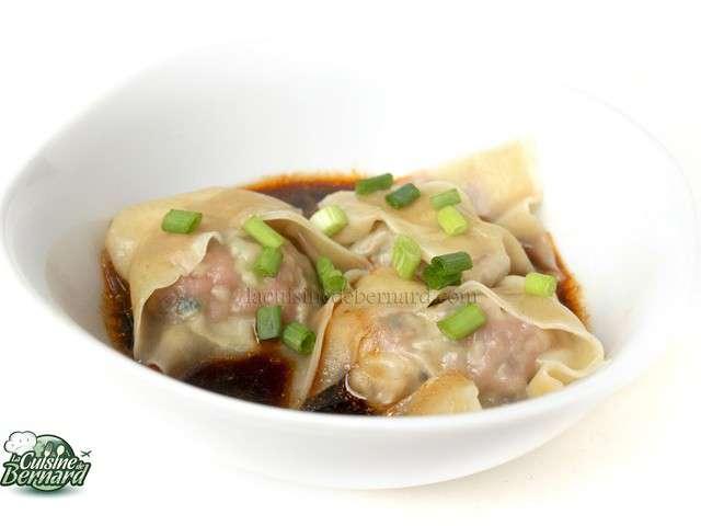 Recettes de ravioli de la cuisine de bernard for Cuisine de bernard