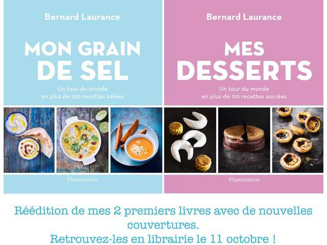 recettes de la cuisine de bernard