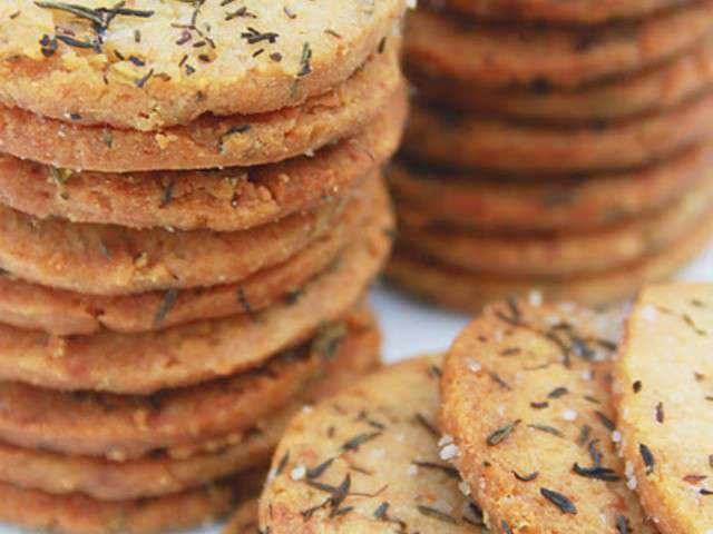 Recettes de sabl s sal s de la cuisine de bernard - Blogs recettes de cuisine ...